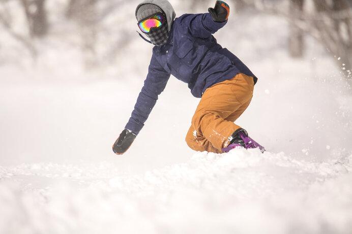 スノーボード全面滑走OK!ちびっこも大満足/津黒高原スキー場(岡山県真庭市)