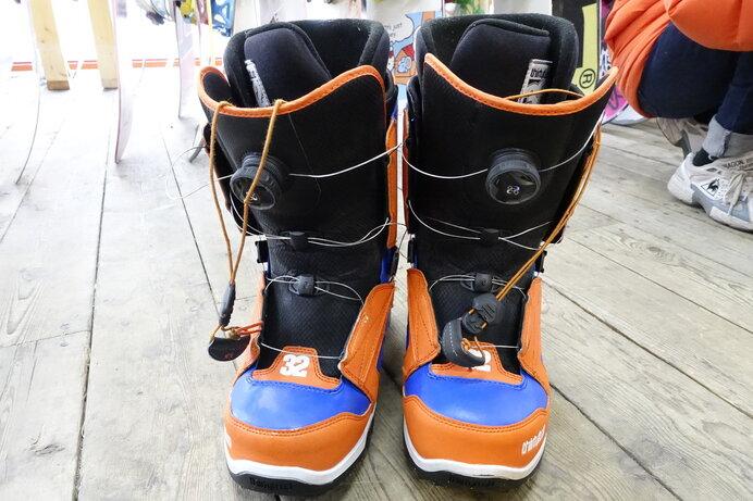 ブーツは徹底して乾燥させてから保管しましょう