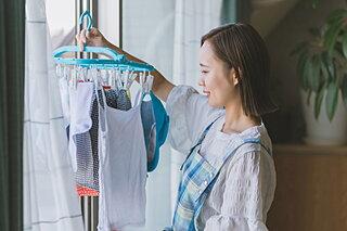 春の洗濯物は花粉対策が必須!柔軟剤選びや外干しでの注意点