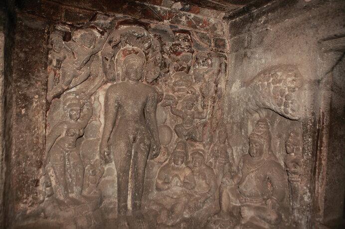 徹底した不殺生で知られるジャイナ教の始祖・大雄(マハーヴィーラ)