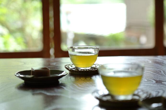 春は新茶の季節、この時期だけのお茶を楽しみましょう