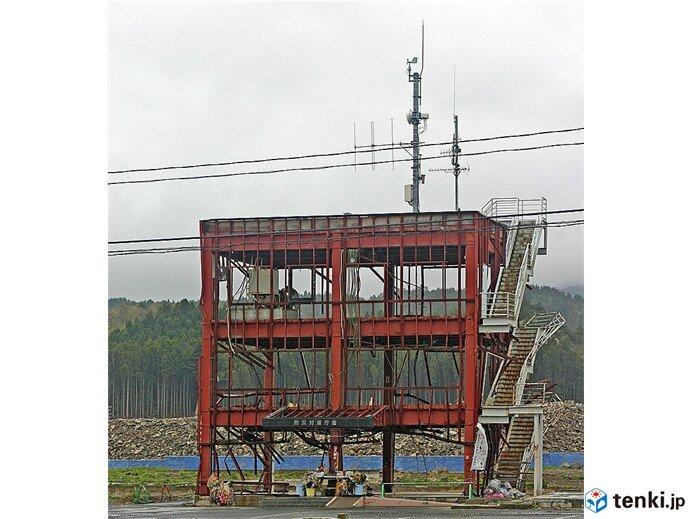 2013年5月7日 宮城県南三陸町 防災対策庁舎