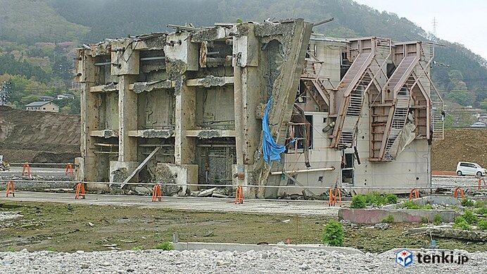 2013年5月13日 宮城県女川町