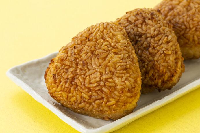 ライスバーガーはお米を愛す日本人ならではの一品。