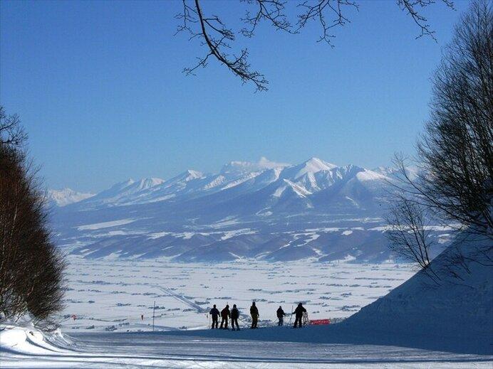 世界トップクラスの雪質!小学生までリフト料金無料/富良野スキー場(北海道富良野市)
