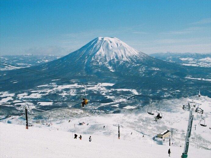 ファミリーもゆったり!極上の雪と絶景のゲレンデ/ニセコアンヌプリ国際スキー場(北海道虻田郡)
