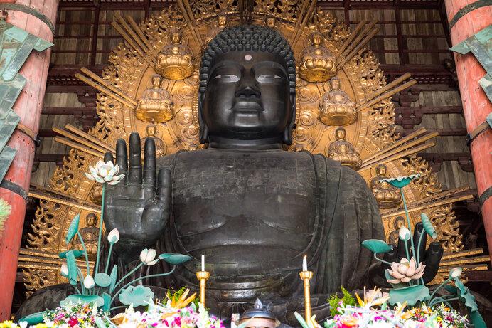 東大寺大仏尊像