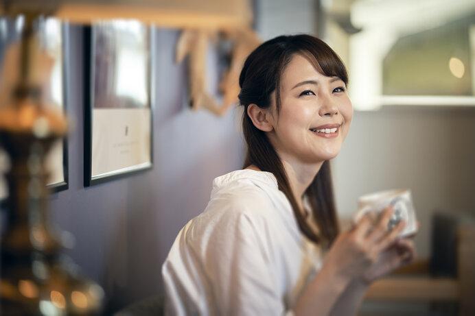 食後はコーヒーや紅茶を片手にゆっくりまったり、くつろぎ時間を楽しもう。