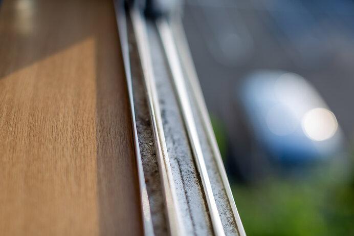窓とそのまわりをきれいにしよう
