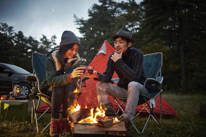 周りに迷惑をかけないことがキャンプの基本です