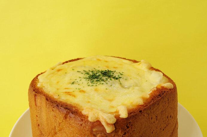 チーズとカレーは無敵の組み合わせ。