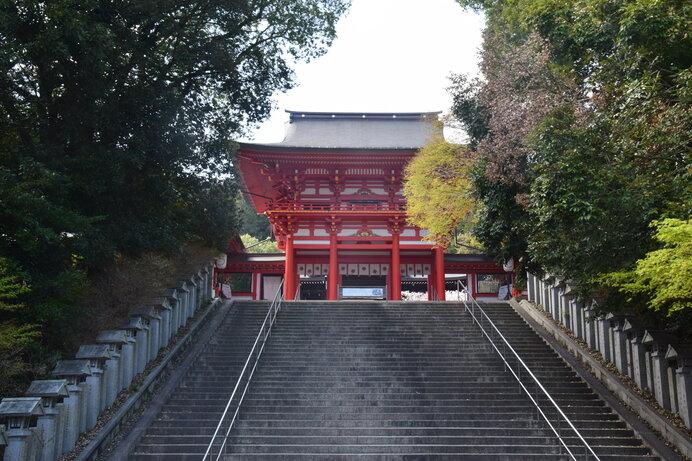 天智天皇が祀られる近江神宮
