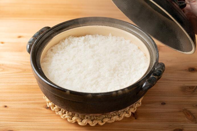 お米が食べたい!