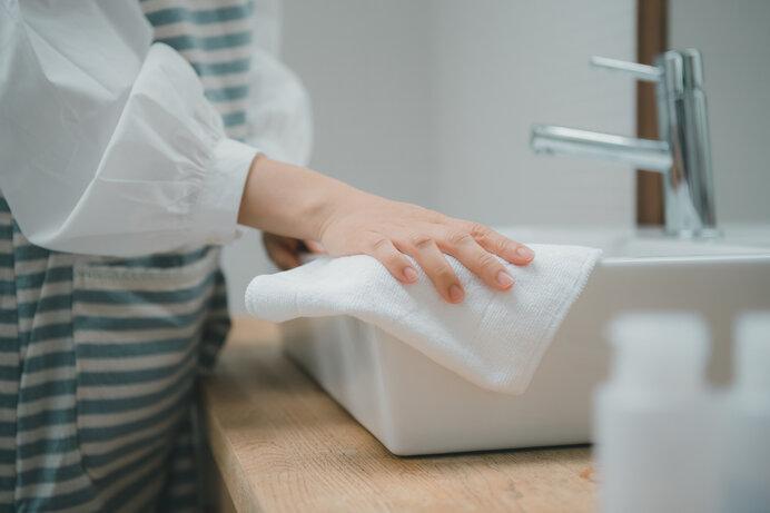水回りは洗浄だけでなく除菌まで行いましょう