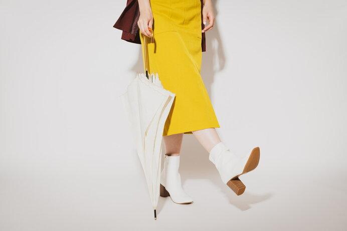 雨の日に着る服装の選び方