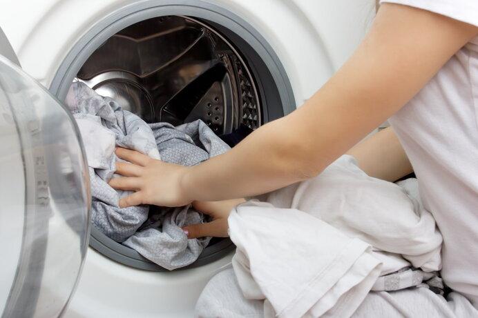 洗濯物の嫌な生乾き臭を防ぐ洗い方