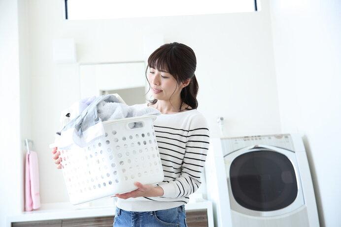 洗濯物の嫌な生乾き臭を防ぐ干し方