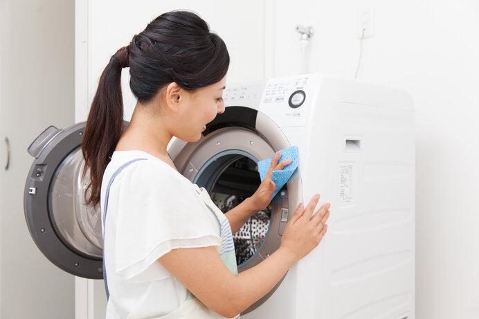 室内干しするときの臭いの原因は洗濯機のせい?