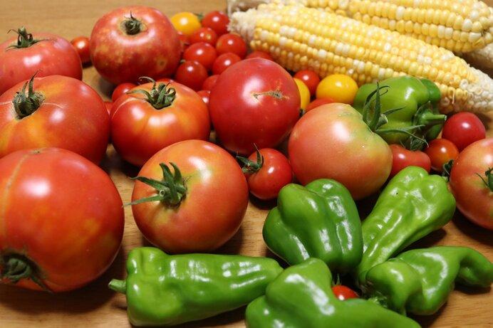 夏野菜の効果と選び方