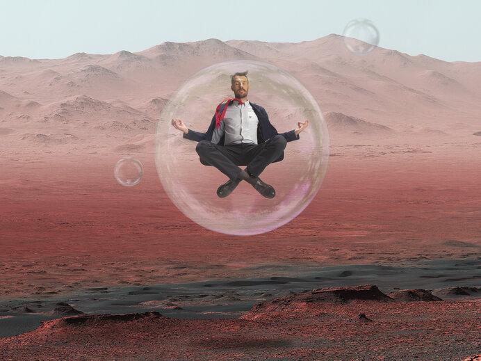 宇宙旅行を妄想しよう♪あの星のおすすめ観光スポット〜岩石の惑星編〜