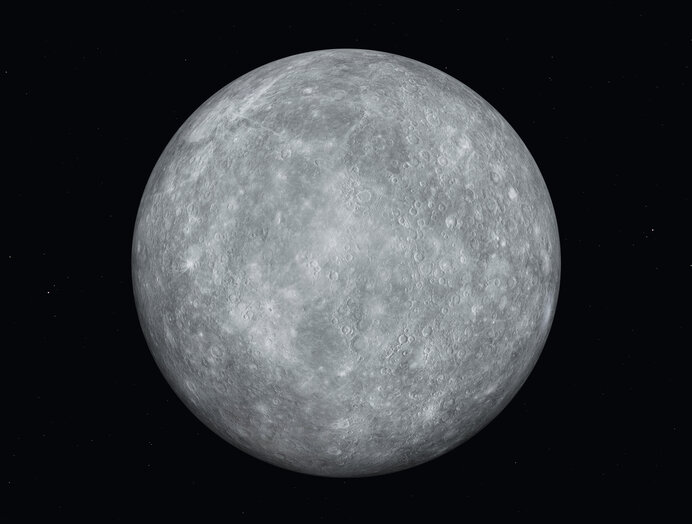 水星/巨大クレーター、逆戻りする太陽!1日に誕生日が2度やってくる!?