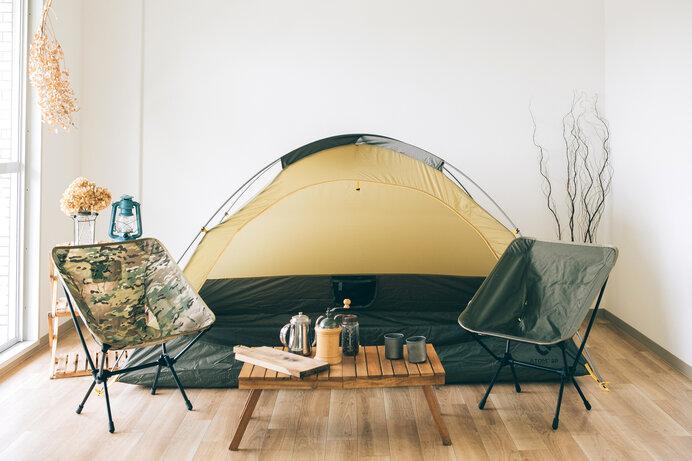 キャンプ道具は徐々に買い揃えていきましょう