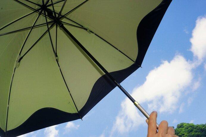 日差しにも雨にも