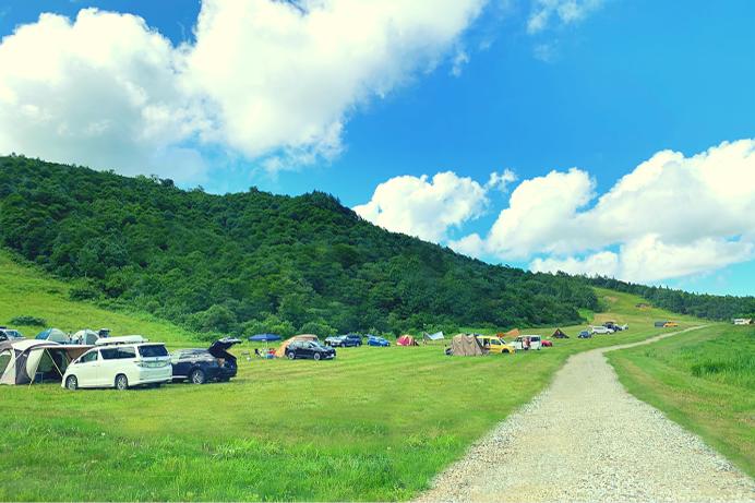 「夏油キャンプフィールド」(岩手県・北上市)夏油ならではの多彩なサービス