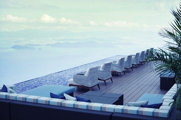 びわ湖バレイ「びわ湖テラス」琵琶湖を一望するふたつの絶景テラス
