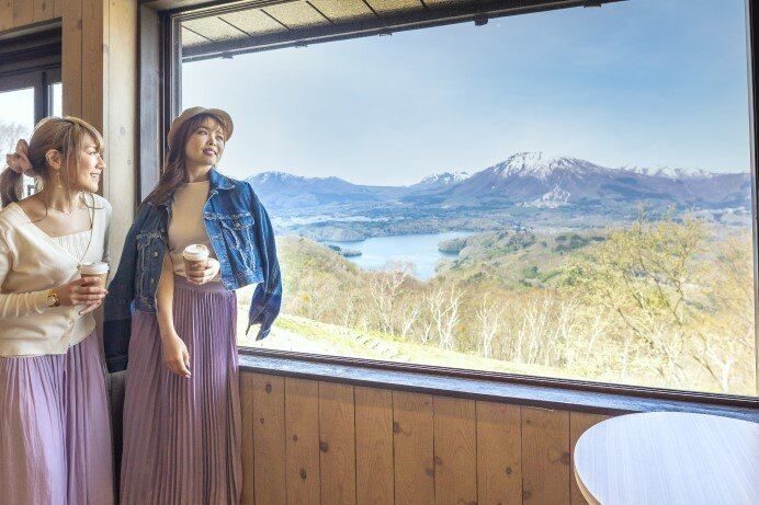 壮大な眺望と清涼感で人気!絶景テラス5選【夏のスキー場はいま】_画像