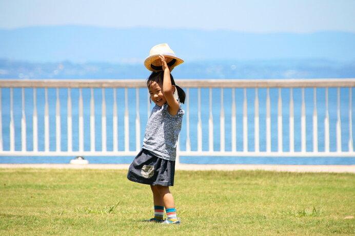 子供こそ日焼け対策が必要な理由
