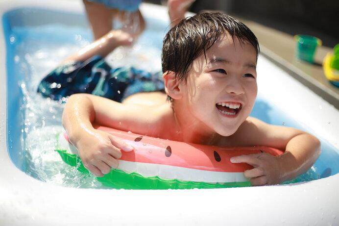 子供の紫外線対策のための日焼け止めの選び方