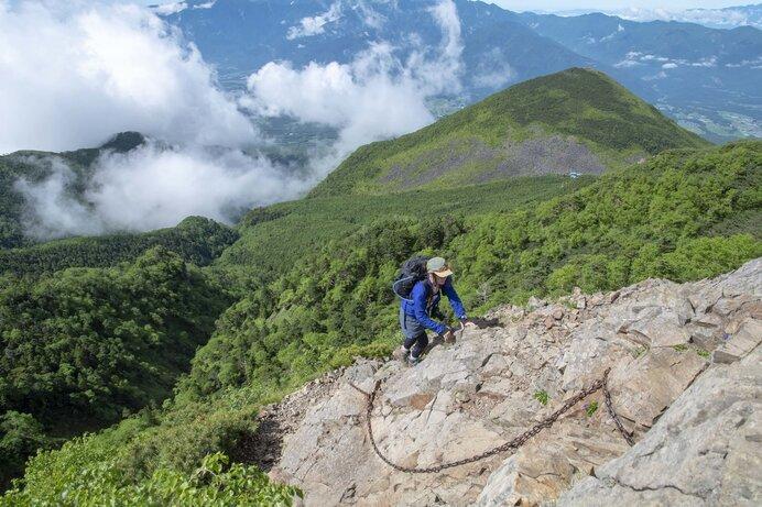自分のスキルを客観的に判断して登る山を決めよう