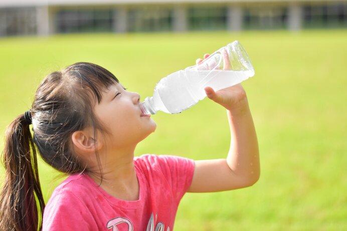 夏休みは子供の熱中症に要注意 熱中症から子供を守ろう
