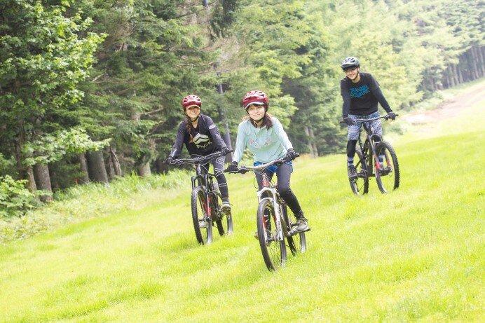 マウンテンバイクでスキー場を疾走!MTBフィールド5選【夏のスキー場はいま】_画像
