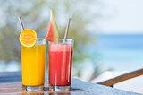 おうちでカフェ気分♪旬の果物をたっぷり使った夏ドリンクのレシピ【おすすめレシピ】