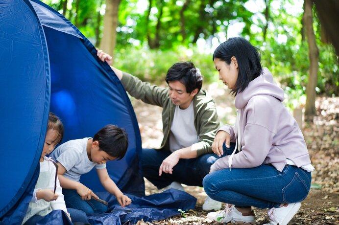 キャンプは1年中楽しめる!季節ごとのキャンプの楽しみ方