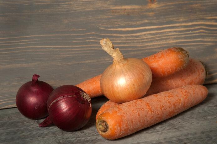 にんじんと玉ねぎの保存方法