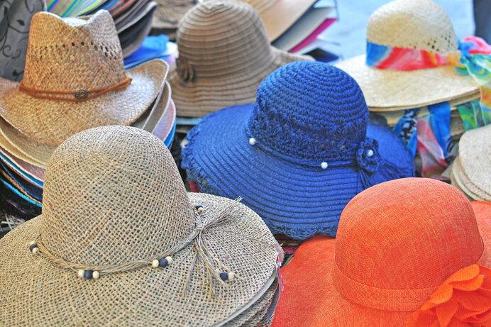 紫外線対策のための帽子の選び方