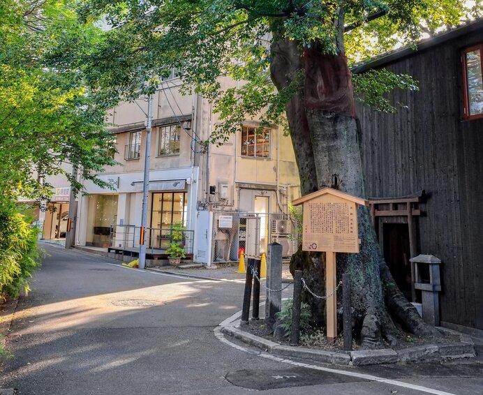 京都・河原院跡