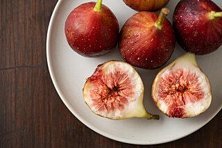 やさしい甘さと魅惑の造形美「無花果」。加熱調理で、新しい味覚に出会う