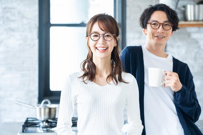 日本人の75.7%がメガネを必要としています