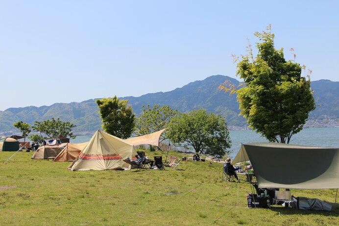 アクセスがしやすく設備が整ったキャンプ場がおすすめ