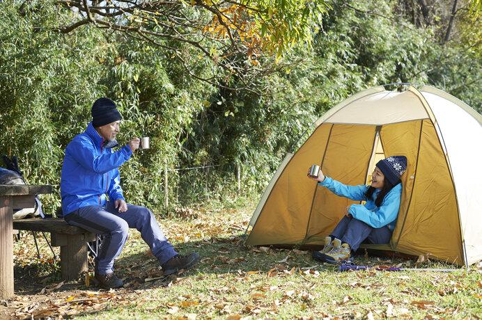 まずはスタンダードなテントを購入して5〜10年後に買い替えよう