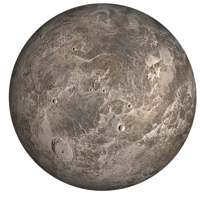 アステロイドベルトの「主」準惑星ケレス。地下には海があると考えられています