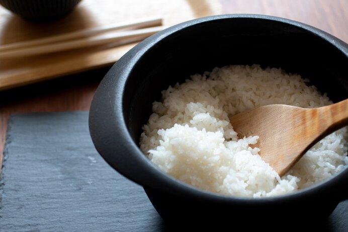 美味しいお米の炊き方は?