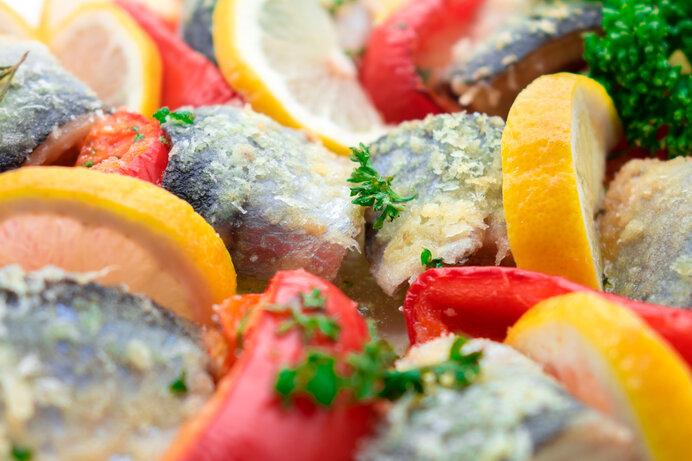 お酒が進むイタリアン系秋刀魚レシピ。