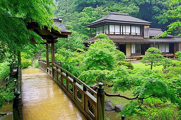 元祖建築テーマパーク「三渓園」と、近代横浜の物語