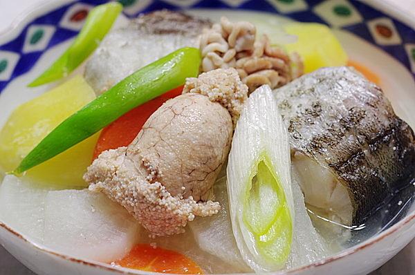 北海道の汁物といえば、「三平汁」「鉄砲汁」、そして札幌発祥の「スープカレー」!!