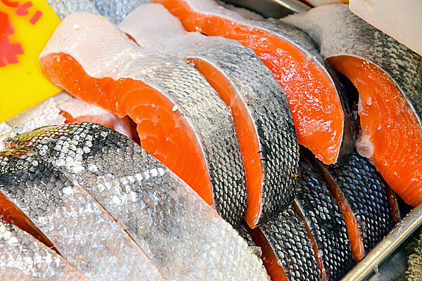 塩漬けした鮭の三平汁もおいしい。